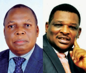Ntufam Fidelis Ugbo and Goddy Jedy Agba