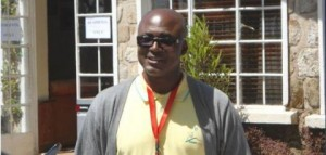 Patrick Ugbe, Cross River Commissioner For Youth and Sports