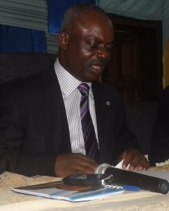 Peter Oti, Special Adviser to the Cross River State governor on Budget Implementation and Monitoring