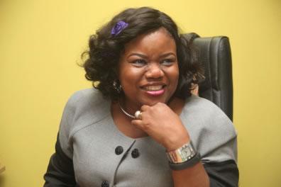 Mrs. Elizabeth Amkpa, General Manager, GOTV