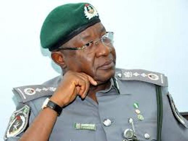 Mr. Akande Bamidele, Comptroller of Customs, Akwa Ibom and  Cross River State Command