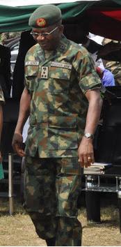 Brigadier General Okwudili Azinta