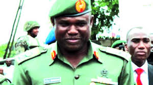Major General  Kenneth Tobiah Minimah, Chief of Army Staff