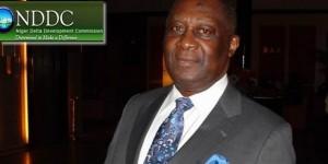 Senator Bassey Ewa Henshaw, Chairman, NDDC