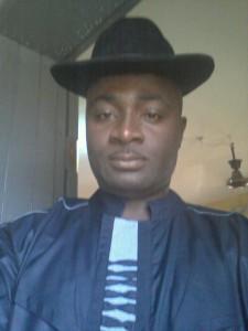 Mr. Utsu Atsu, Coordinator, Jedy Solidarity Movement, JSM