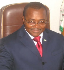 Professor Offiong Offiong, Cross River Commissioner for Education