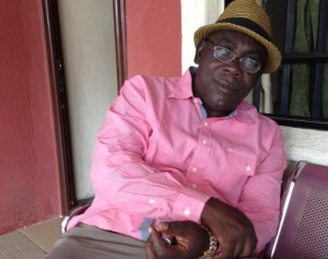 Chief Alex Irek, Minority Leader, Cross River House of Assembly