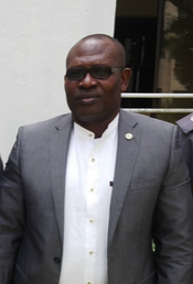 Mr. Rekpene Bassey, Cross River State Security Adviser