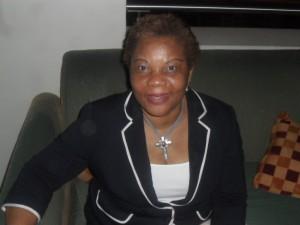 Mrs. Joy Okuadigbo, Regional Director, Africa Highbury College