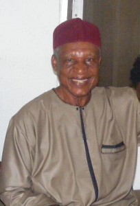 Paramount Ruler of Obudu, Uti JD Agba