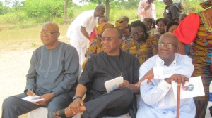 Dignitaries at the funeral service of late Hon Sonnie Egbe