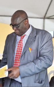 Prof. Ene-Obong Effiom Ene-Obong, Vice Chancellor, Cross River University of Technology, CRUTECH