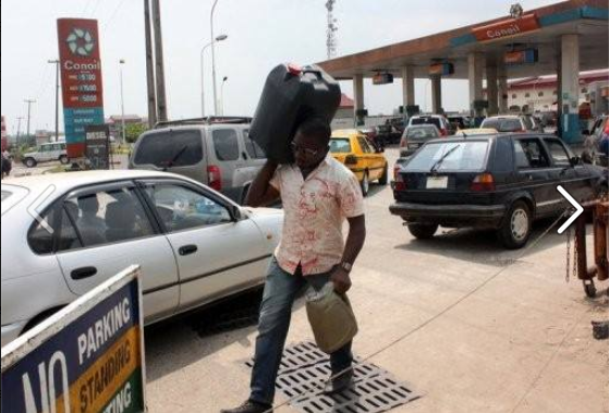 Fuel Price Hits NGN500 In Calabar As Streets Become Empty