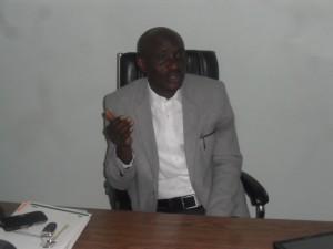 Hon John Gaul, Member representing Abi State Constituency in the CRHA