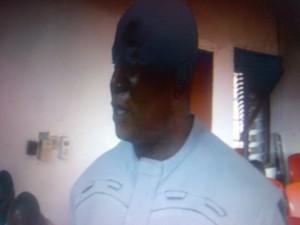 Mr. Etaba Okpa Etaba, Coordinator, Mandator