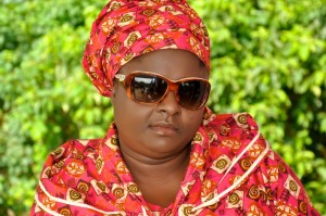 """""""Lady Apostle"""" Helen Ukpabio, Founder of the controversial Liberty Foundation Gospel Ministries in Calabar"""