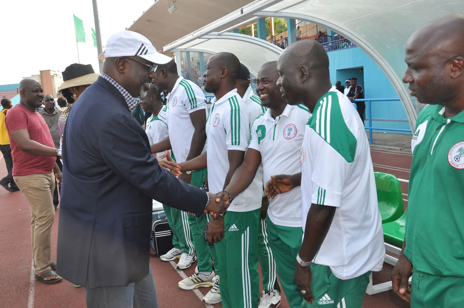 Don't Kill Our Grassroots Program, Imoke Begs Would Be Successor