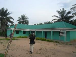 Completed Akankang Primary School, Ikom