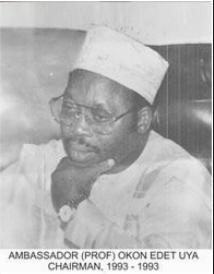 prof Uya