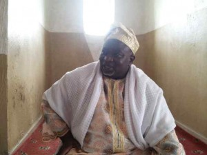 Sheik Abdulkadir Bature, Chief Imam of University of Calabar, and Missioner of Nasrul-Li- Fathi Society of Nigeria, NASFAT, Cross River State Chapter