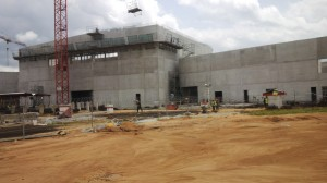 Calabar International Convention Center will be ready for commissioning by March 2015