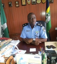 Mr. Kola Sodipo, Commissioner of Police, Cross River State Command