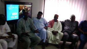Leaders of the Hausa Fulani Community in Calabar at a meeting with the State Security Adviser today