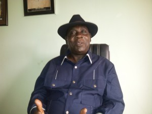 Chief Alex Irek, Interim Chairman, APC Cross River State, allegedly sacked by a rival faction of the party