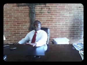 Barrister Attah Ochinke, Attorney General, Cross River State