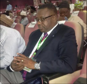 Hon Orok Duke, one of the  delegates from Cross River State at the National Conference