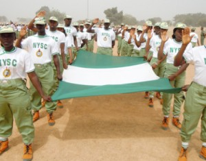 NYSC passing out parade