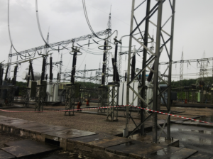 Adiabo power sub station