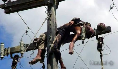 Electric Cable Thief Electrocuted In Calabar