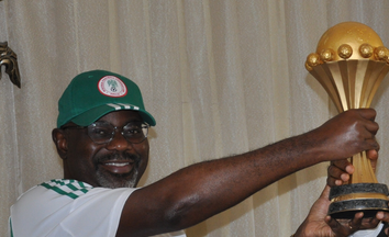 Imoke, Edem Duke Off To Brazil For World Cup