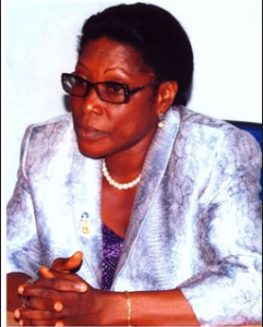 Mary Theresa Ikwen, Head of Service, Cross River State