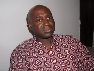 Chief Akin Ricketts, Cross River Commissioner for Information