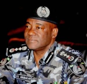 Mr. Mohammed Abubakar, Inspector General of Police