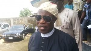 Chief Eyoma Asuquo