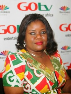 Mrs. Elizabeth Amkpa, General Manager, GOtv