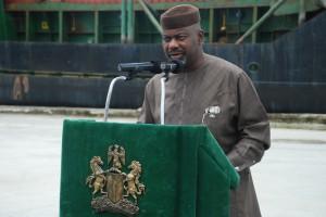 Governor Liyel Imoke