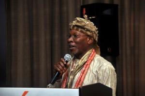 HRM Efiong Edem Okon Mbukpa, Muri-Munene and Paramount Ruler of Efut Kingdom