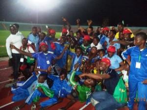 Victorious Team Calabar Municipal