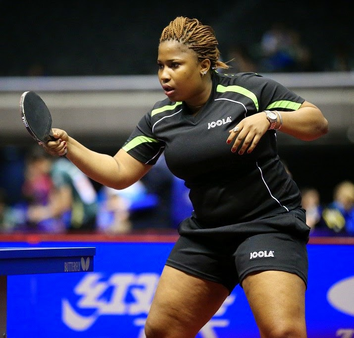 Cross River Table Tennis Star, Edem Offiong Crashes Out Of Glasgow Games