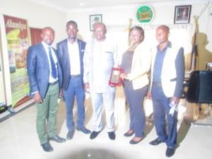Hon. Joseph Itutop, exco of Akamkpa LGA and President NAAS