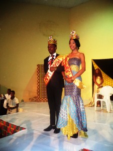 Mr. Divine Dominic and Miss Ajah Enene, MR. and MISS Akamkpa, 2014