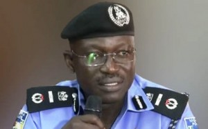 Suleiman Abba, Inspector General of Police