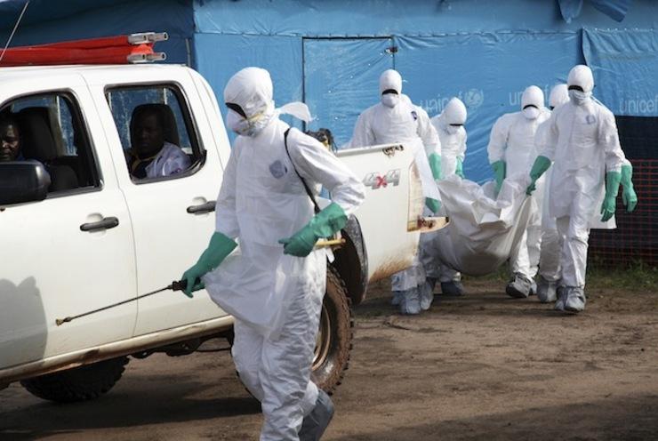 Football: Ebola Scare Congo From Calabar