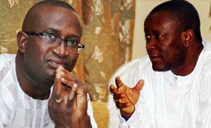 Senator Ndoma Egba/Hon. Owan Enoh