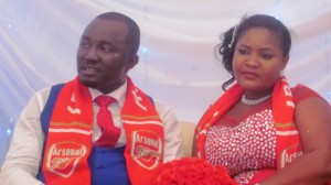 Mr and Mrs Emmanuel Owuala