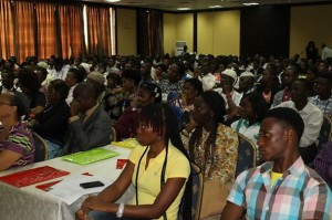 Attendees at the CrossRiverWatch 2nd Anniversary Lecture at Transcorp Hotel, Calabar recently
